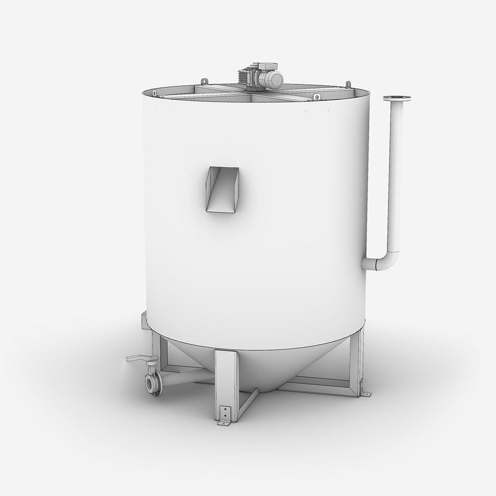 Serinol Solutions et équipement de traitement des eaux Produit degraisseur aere racle DAR