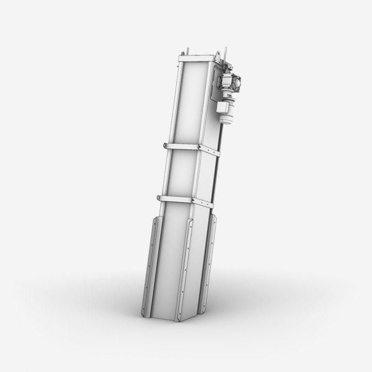Serinol Solutions et équipement de traitement des eaux Produit tamis degrilleur elevateur SERTEL