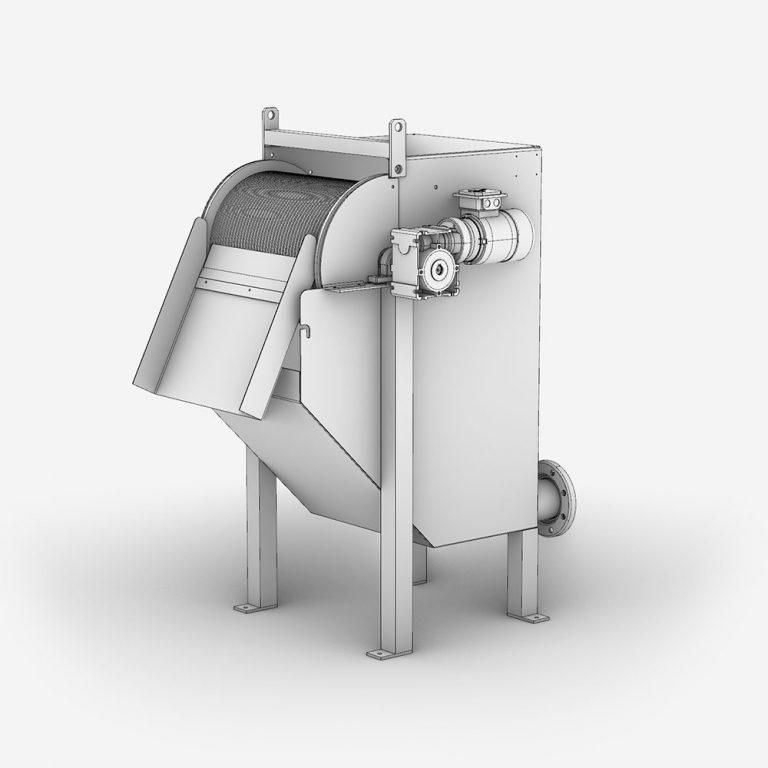 Serinol-Solutions-et-équipement-de-traitement-des-eaux-Equipement-tamis-rotatif-tambour-a-alimentation-externe-sertam
