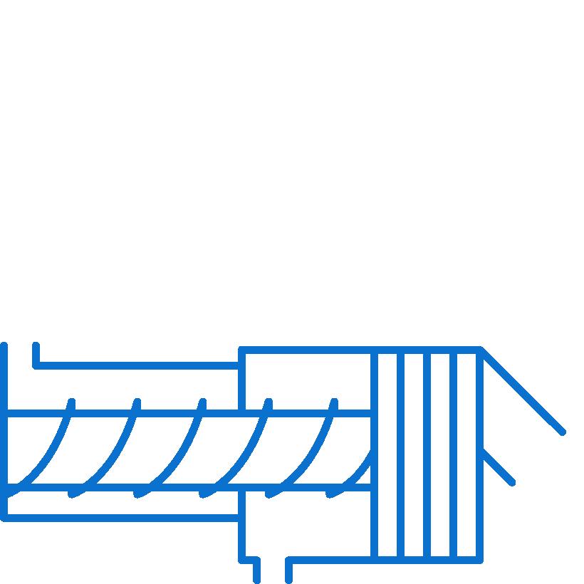 serinol solutions et equipement de traitement des eaux picto produit-compacteur a vis et convoyeur a vis Sercomp Ecocomp