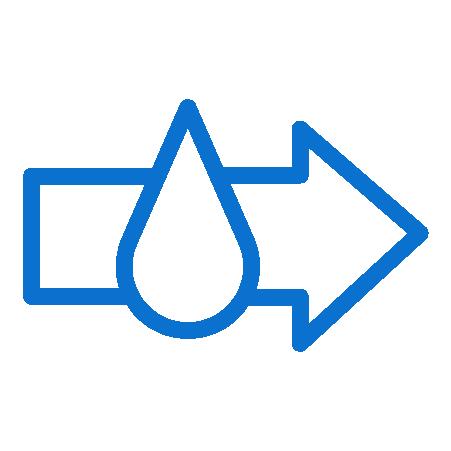 Serinol Solutions et équipement de traitement des eaux Produit avantages debit important