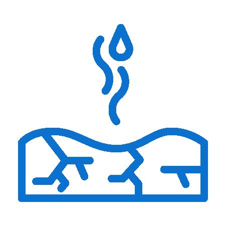 Serinol Solutions et équipement de traitement des eaux Produit avantages siccite