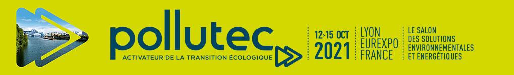 Pollutec Lyon 2021